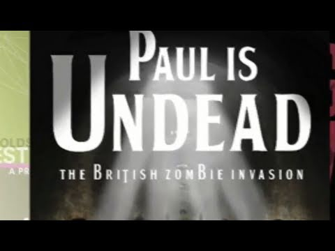 "Alan Goldsher talks ""Paul Is Undead"" with Wrecked Radio"
