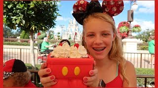 Day in the Life of a FIRST CLASS Trip to Walt Disney World