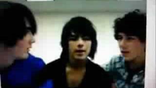 Watch Jonas Brothers Joes Rap video