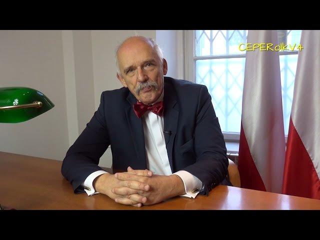 Janusz Korwin-Mikke o przedłużającym się kryzysie parlamentarnym