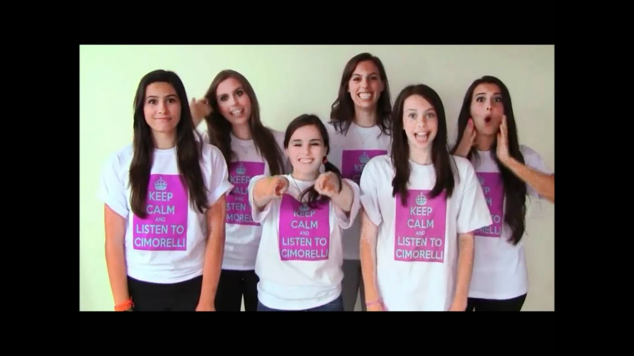 VOTE 4 CIMORELLI ON TEEN CHOICE AWARDS 2012 (MAYBE 2013) - YouTube