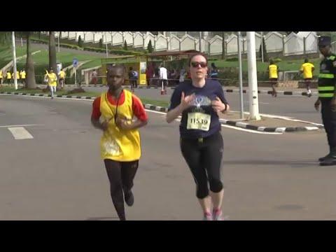 Rwanda, MARATHON INTERNATIONAL DE KIGALI