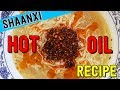 Chinese SPICY Hot Chili Oil Recipe 2.0 thumbnail