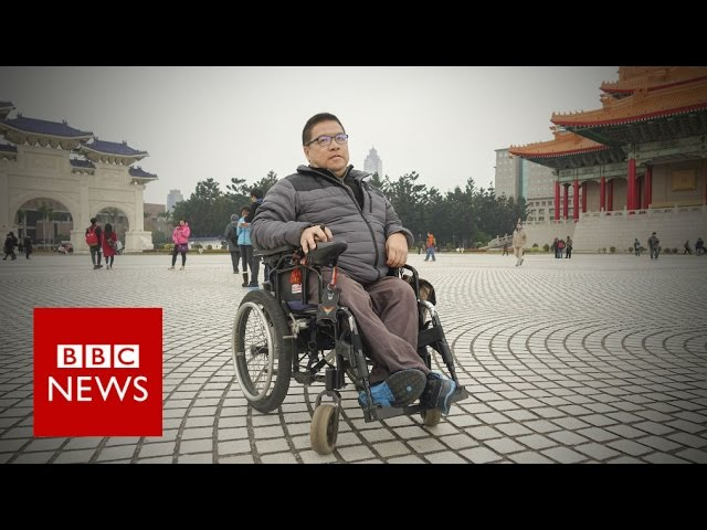 The charity helping disabled people with s@% - BBC News