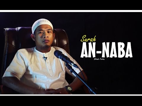 Surah An-Naba - Ustadz Farhan