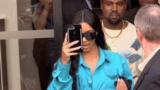 Kim Kardashian creates total mess as she goes to Christian Dior atelier in Paris