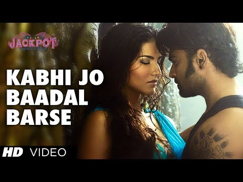 kabhi Jo Badal Barse Song Video Jackpot | Arijit Singh | Sachiin J Joshi, Sunny Leone video