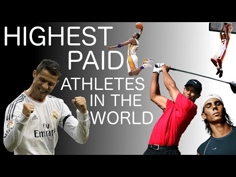Top 10 Highest Paid Athletes in the World