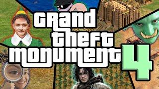 Grand Theft Monument #4