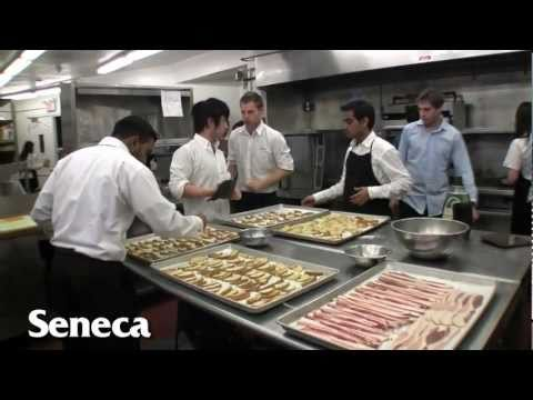 Seneca College - Hospitality Management - Hotel and Restaurant