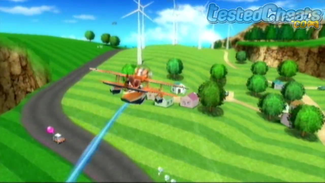 Wii sports resort easter egg super mario bros sounds - Wii sports resort table tennis cheats ...