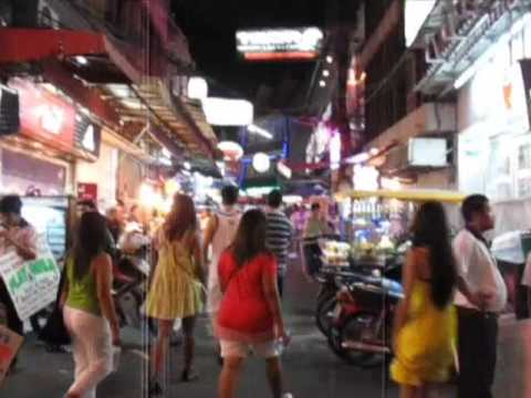 Pattaya (Thailand) Walking street 01