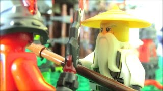 Lego Ninjago Blades of Time Episode 118- The Fate of Time Itself