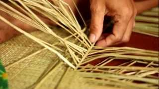 Eco-friendly Philippine mats (Banig) : a symbol of Filipino culture