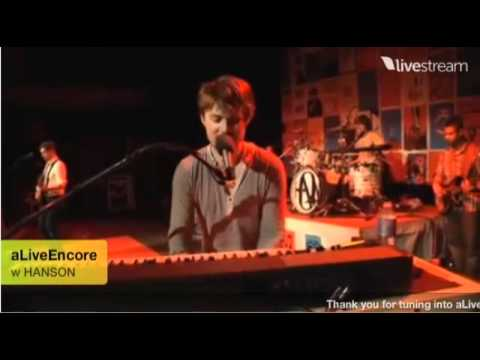 "Hanson - ""Merry Christmas, Baby""  (LIVE)"