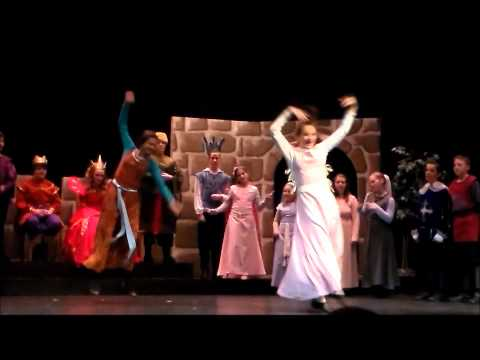 Spanish Panic - Once Upon A Mattress video