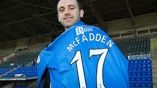 McFadden on signing for St. Johnstone