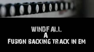 Backingtrack Windfall
