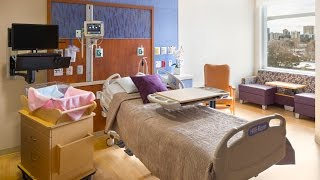 Saint Joseph Hospital Labor and Delivery Tour
