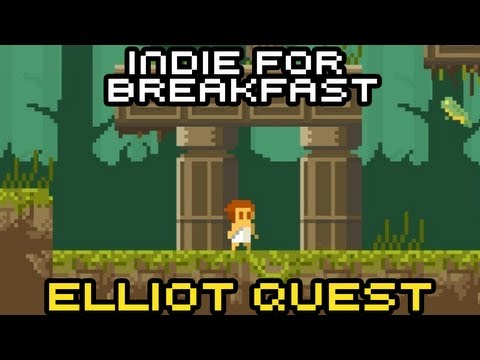 Indie for Breakfast - Elliot Quest (Early Access)
