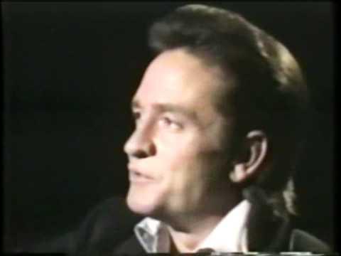 Johnny Cash - Come In Stranger