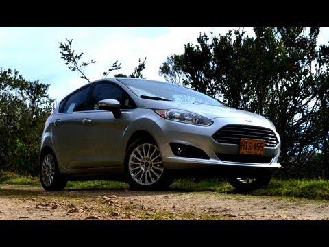 Ford Fiesta hatchback Titanium 2014 - Colombia