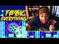 Youtube Thumbnail [HILARIOUS!] [F#%K EVERYTHING] [RAGE] [GEOMETRY DASH] [#13]