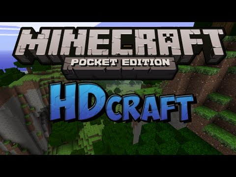 HD Craft - Minecraft Pocket Edition Texture Pack