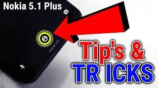 Nokia 5.1 Plus Top 15+ Hidden Features You Must Try | Tips & Tricks 🔥 | Data Dock