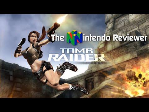 Tomb Raider Legend (GameCube) Review