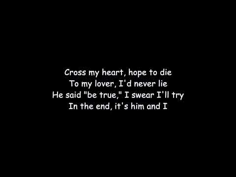 Cross my heart hope to die (lyrics)