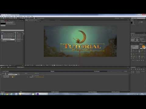 TUTORIAL: Dreamworks KFP 1&2 Intro HD