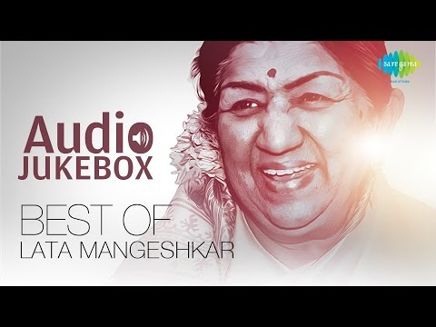 Lata Mangeshkar Hit Songs - Superhit Bollywood Collection - Jukebox - Vol 1