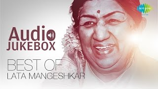 Best of Lata Mangeshkar - Vol 1 | Dekha Ek Khwab | HD Song Jukebox