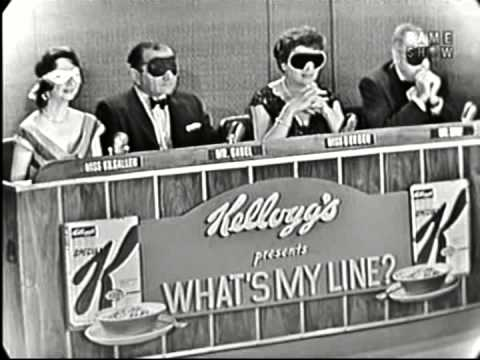 What's My Line? - Top 10 Favorite Mystery Guests! [CLIPS ...