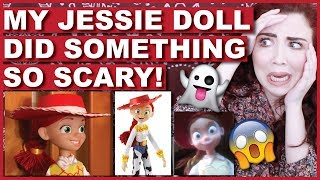 Storytime: My Jessie Doll Did Something SCARY Last Night!