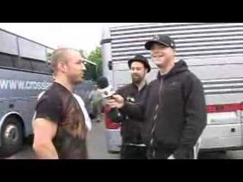 BBC Radio 1 Interview at Download