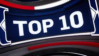 NBA Top 10 Plays of the Night | March 20, 2019