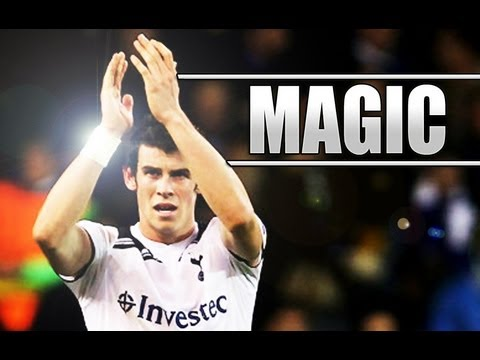 Gareth Bale - Magic | Tottenham Hotspur - HD