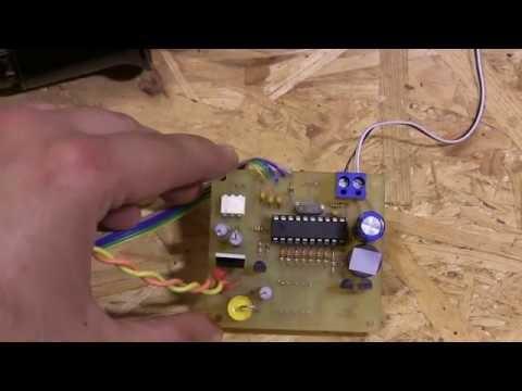 Контроллер контактной сварки