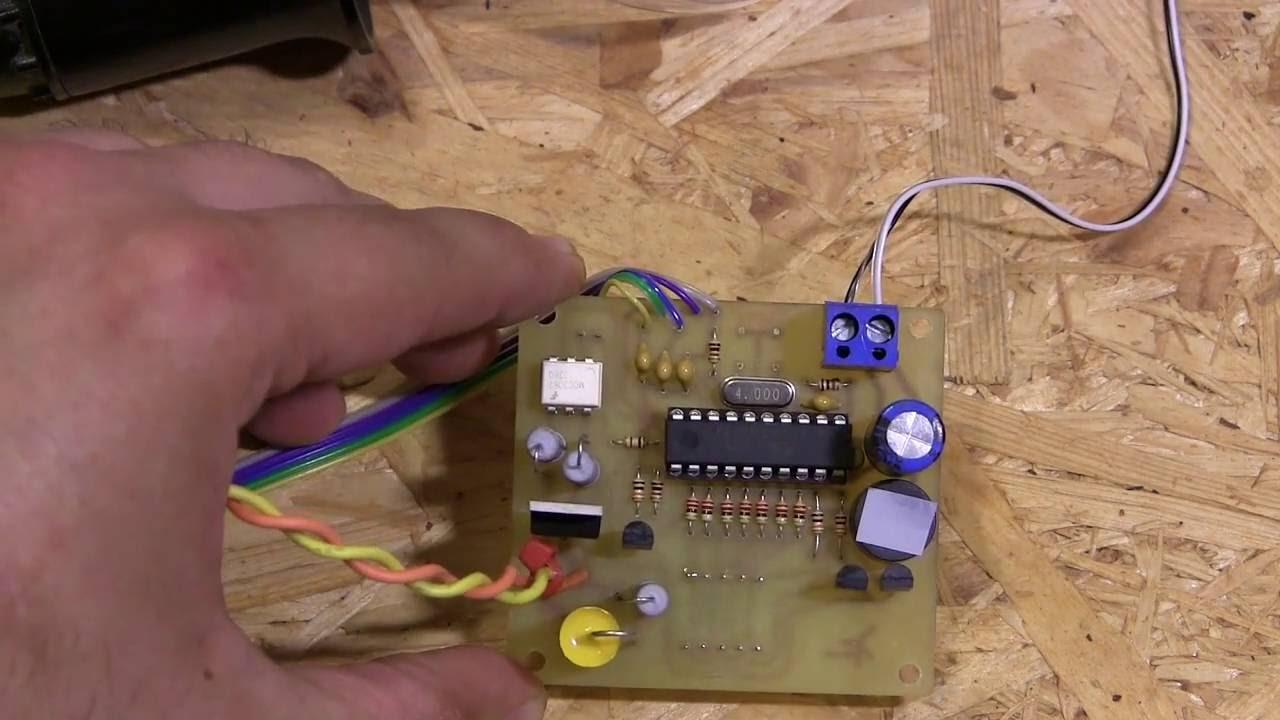 Микроконтроллерный таймер для споттера своими руками 92
