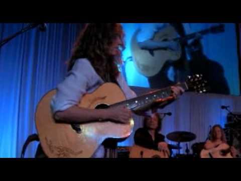 Vicki Genfan - Live Performance 1 - All Star Guitar Night - Winter NAMM 2011