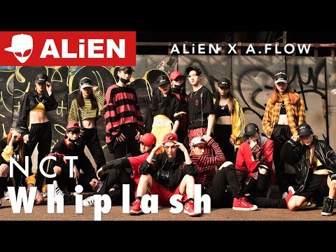 """""""NCT 127 - Whiplash""""  ALiEN X DUKAAIF   with A.FLOW   Choreography by Euanflow"""