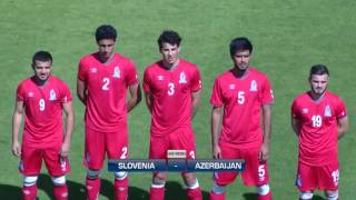 Азербайджан до 21 : Словения до 21