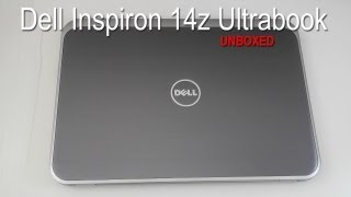 Dell Inspiron 14z Ultrabook Unboxing & First Look
