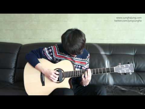 (white Lion) When The Children Cry - Sungha Jung video