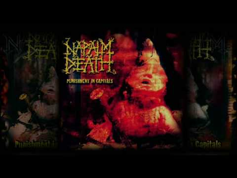 Napalm Death - Next on the List