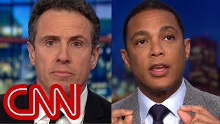 Cuomo, Lemon slam Fox News host