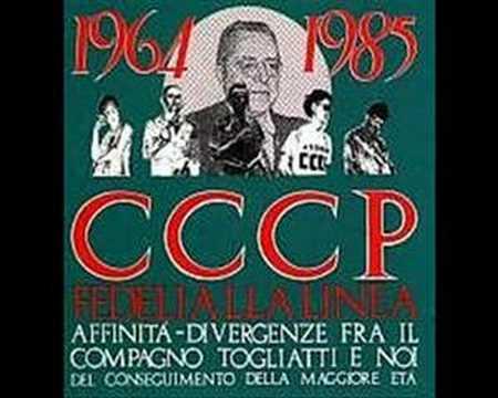 Cccp - Cccp