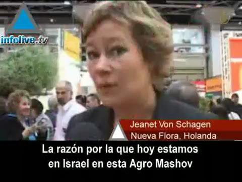 Tecnología agrícola israelí